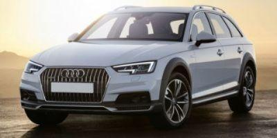 2018 Audi A4 Allroad (IBIS WHITE)