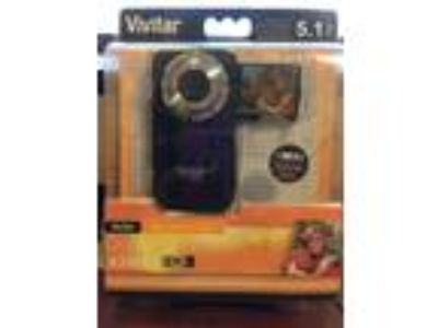 NEW Vivitar 430HD 5.1MP Digital Camcorder (with SD Card