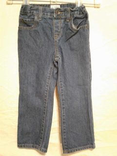 Boys jeans. Size 4T. Adjustable waist. Children's Place. Meet in Angleton.