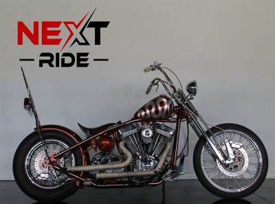 2013 Aspt RAT ROD Bobber (Orange)