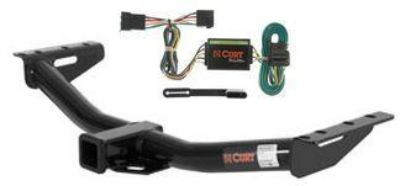 Sell Curt Class 3 Trailer Hitch & Wiring for 91-96 Jeep Cherokee motorcycle in Greenville, Wisconsin, US, for US $151.09