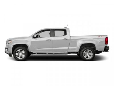 2018 Chevrolet Colorado 2WD LT (Summit White)