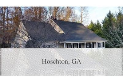 Apartment for rent in Hoschton. Parking Available!