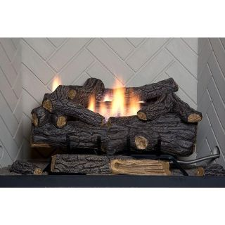 Vent Free Fireplace Logs