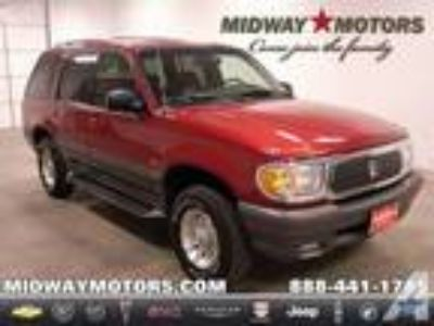 1999 Mercury Mountaineer SUV Base