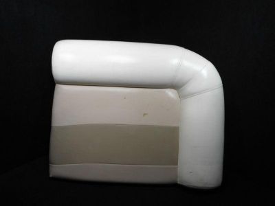 Find PONTOON ENGINE COVER RIGHT SIDE WHITE/BEIGE FURNITURE CUSHION (STOCK #KS-34) motorcycle in Gulfport, Mississippi, US, for US $47.57
