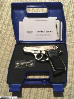 For Trade: Bersa Thunder 380 - trade for rimfire rifle