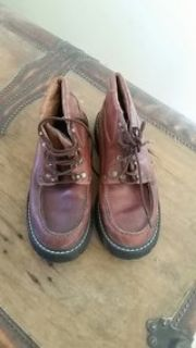 Arial boots, size 7 1/2