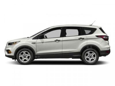 2018 Ford Escape SE (White Platinum Metallic Tri-Coat)