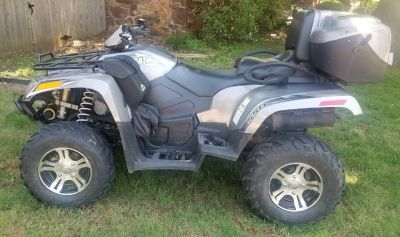 2012 Arctic Cat TRV 550