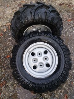Used ATV Tires & Wheels