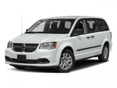 2018 Dodge Grand Caravan SE (Granite Metallic)