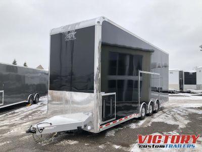 ATC 30' Aluminum Stacker with Escape Door