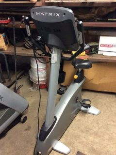 Matrix U7xe Upright Bike RTR# 9013880-03