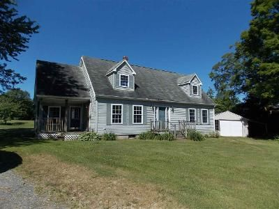 3 Bed 3 Bath Foreclosure Property in Newbury, VT 05051 - Jefferson Hill Rd