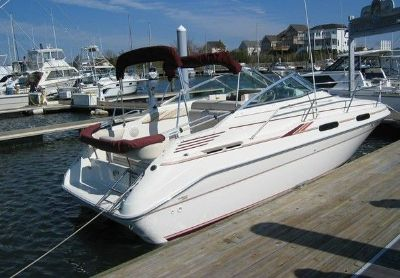 1995 Sea-Ray Sundancer
