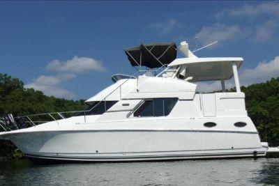 1998 Silverton 372 Aft Cabin Motor Yacht