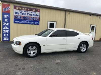 2006 Dodge Charger SE (White)