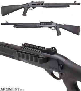 For Sale: Girsan MC312 12Ga. 5+1 HD Shotgun