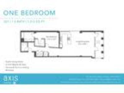Axis Apartments & Lofts - 1 BR Loft