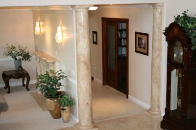 Lisa Bryant Faux Finishes, faux marble,faux  wood, Murals, venetian plaster
