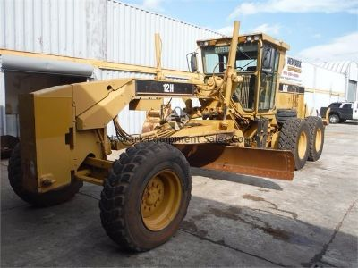 2005 CATERPILLAR 12H MOTOR GRADERS