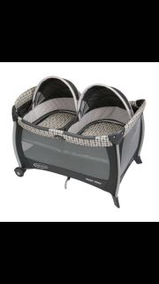 Graco Pack n Play with double bassinet