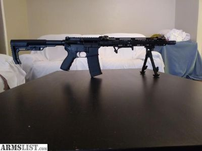 For Sale/Trade: AR 15 for trade