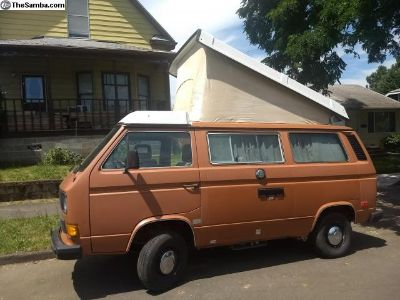 [WTB] WTB Westy top and luggage rack