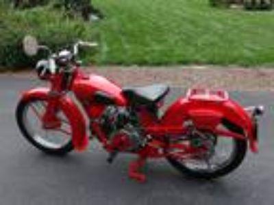 1945 Moto Guzzi Airone Restored