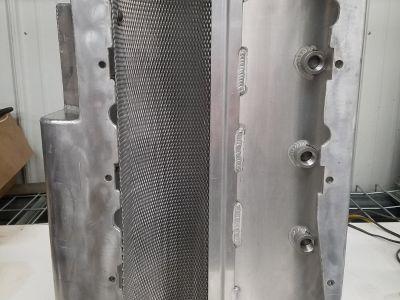 Big Block Ford 429/460 Dry sump pan