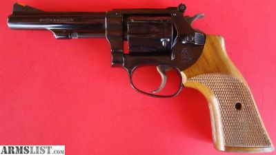 For Sale: Simth & Wesson 34-1