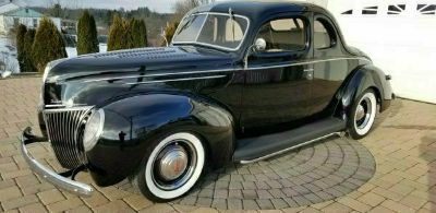 1939 Ford Coupe ALL STEEL New Build