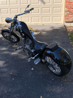 2007 Big Bear Choppers SLED 300