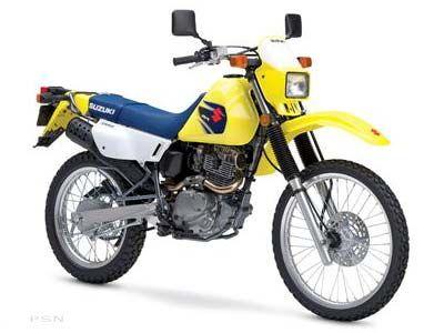 2007 Suzuki DR200SE Dual Purpose Motorcycles Eastland, TX