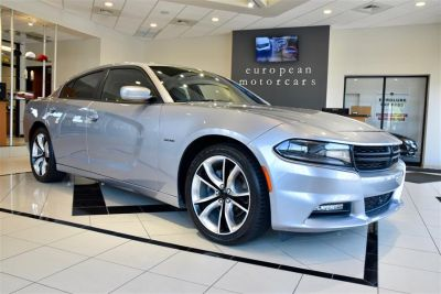 2016 Dodge Charger R/T Road and Track (Granite Crystal Metallic Clear Coat)