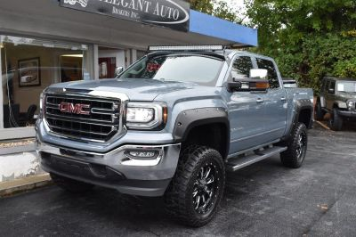 2016 GMC Sierra 1500 SLE (Grey)