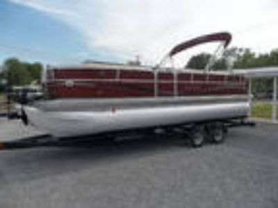 2009 South Bay Triple Tube Pontoon 722 CR