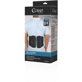 Curad back support