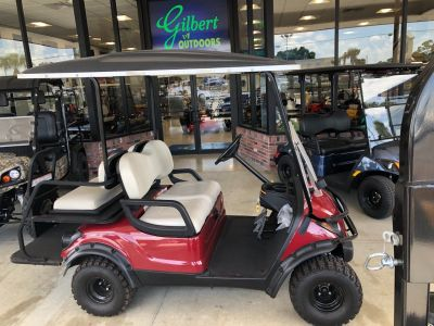 2016 Yamaha Adventurer 2+2 (Electric) Golf carts Okeechobee, FL