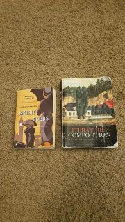 Literature for Composition and Maisie Dobbs by Jacqueline Winspear