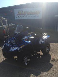 2012 Arctic Cat TRV 700i GT Utility ATVs Chippewa Falls, WI