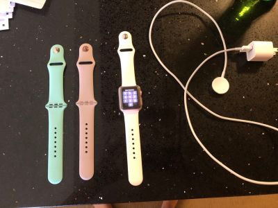 Apple iPhone watch series 1 38mm great condition.