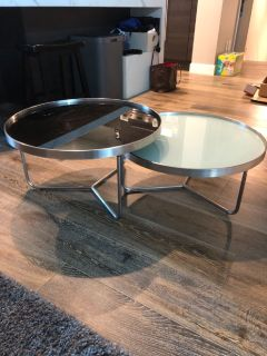 HD Buttercup Modern Coffee Tables