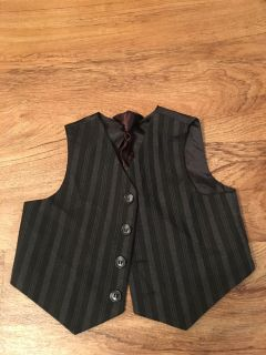 Boys vest and tie. Size 18m. In EUC. Asking $3