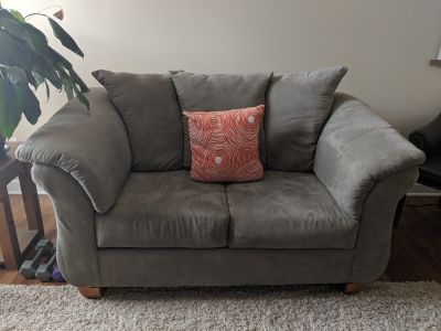 Couch & Loveseat - Price is for Both