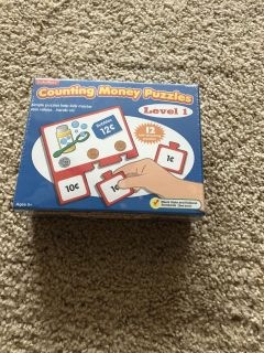 Money counting game NEW