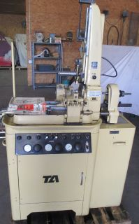 Tobin Arp Rod Boring Machine