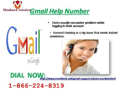 Dial 1-866-224-8319 Gmail Help Number For Sort-out the gmail issue