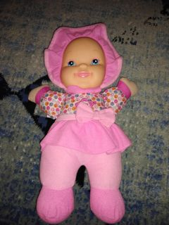 Like new! Baby doll